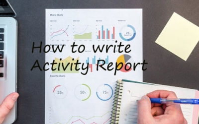 Protected: How to write activity report