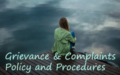 Protected: Grievance & Complaints Policy and Procedures