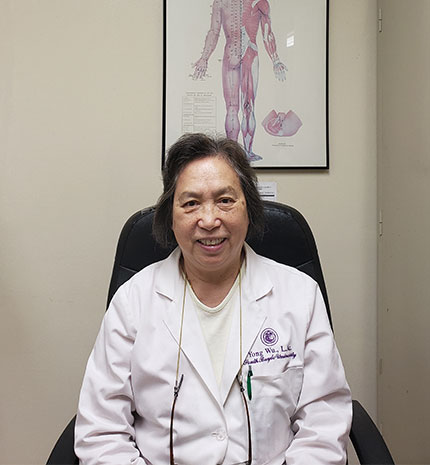 Yong Wu, L.Ac., BM (China), MSAOM, OMD