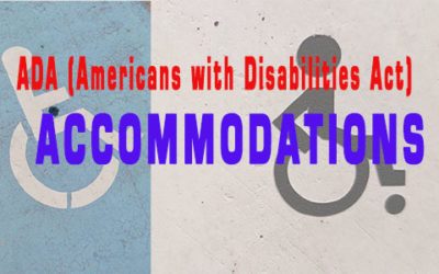 Protected: ADA Accomodations