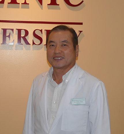 Eddie S. Hong, L.Ac., MS, OMD, QME