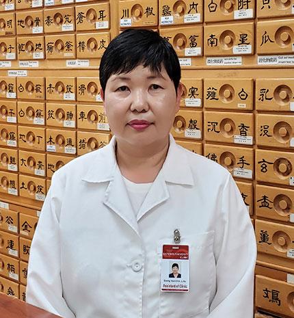 Soong Yeon Kim, L.Ac. , MSAOM