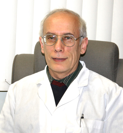 Yuri Ovchinnikov, L.Ac., MS, Ph.D.