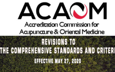 Protected: New ACAOM Standards and Criterion May 27, 2020