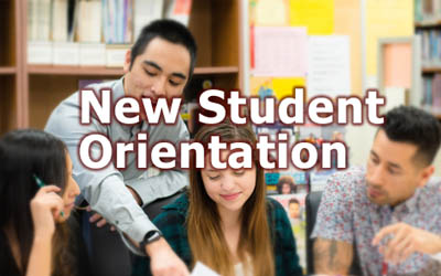 New Student Orientation for Fall Quarter 2020