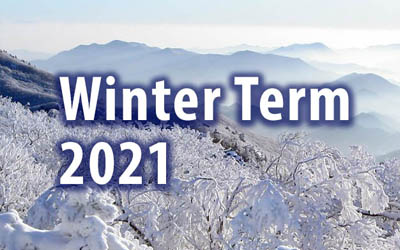 Winter Term 2021