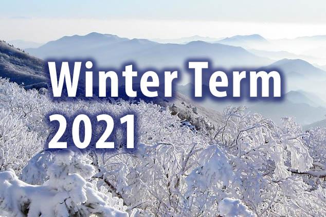 Winter Term 2021